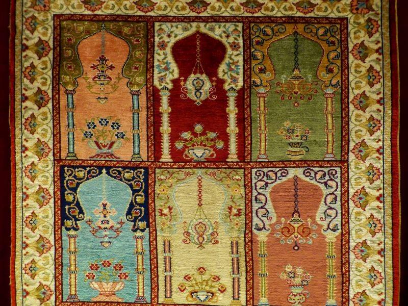 Teppich- und Schmuckkauf (auch Lederjackenkauf) auf Nordzypern und Kreta, in der Türkei sowie in Marokko und Dubai